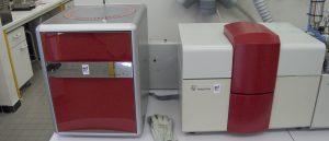 Equipment IRMS-Pyro
